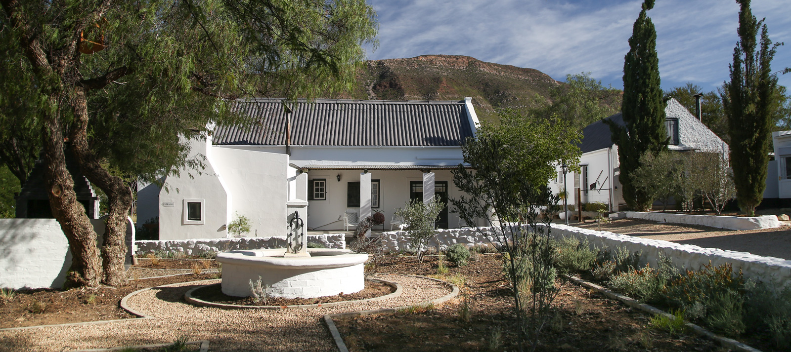 About Dennehof Karoo Guesthouse